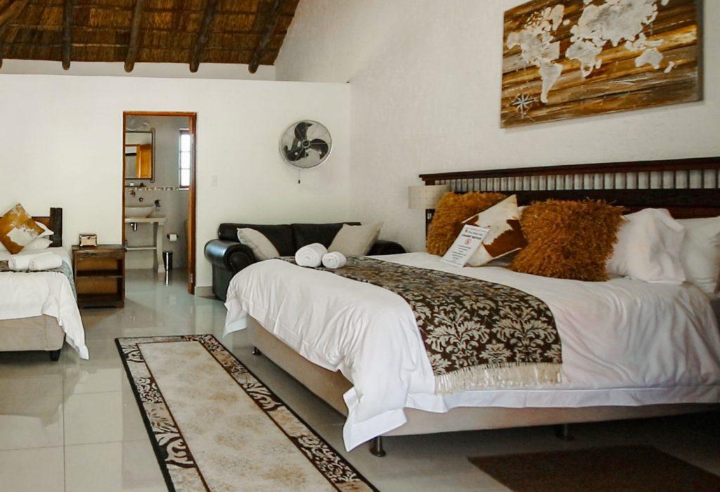 Executive  Room Palm Afrique